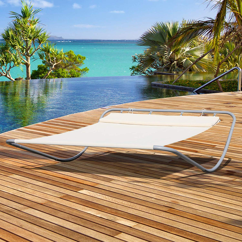 Salon De Jardin Moins De 100 Euros quel transat double choisir ? | bain de soleil